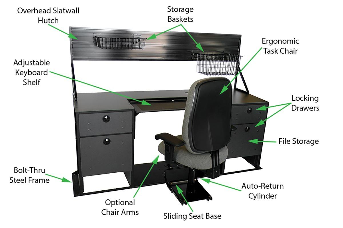 VWS800 Mobile Office - Angle - Highlights3